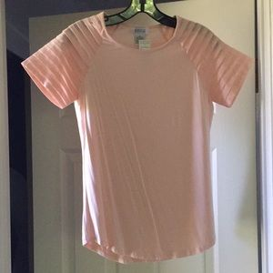 NEW Barneys New York Pale Pink Shirt